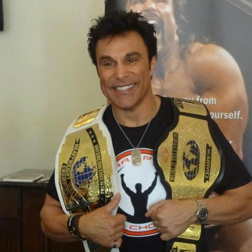 Marc Mero - Christian Speaker - Former WCW and WWE Wrestling ...