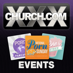 XXXchurch.com Events, Christian Speaker