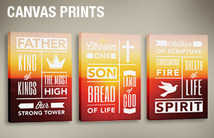 Phrases Canvas Prints