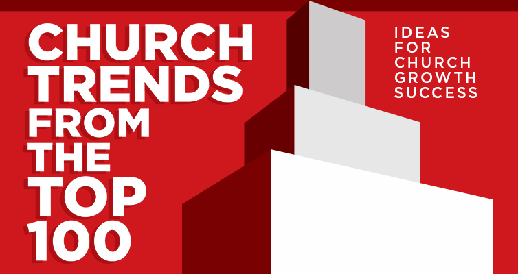 Download Outreach's Exclusive Church Trends From The Top 100 E-Book - FREE!