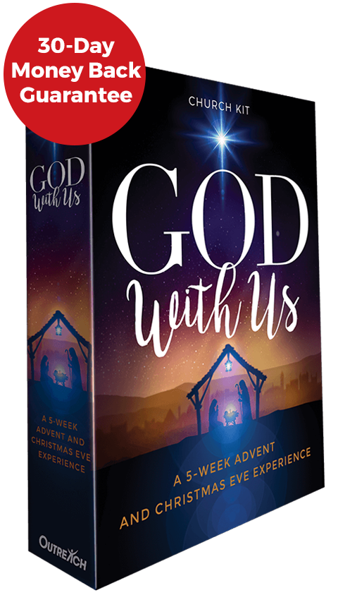 god with us a complete 5 week advent sermon series and. Black Bedroom Furniture Sets. Home Design Ideas