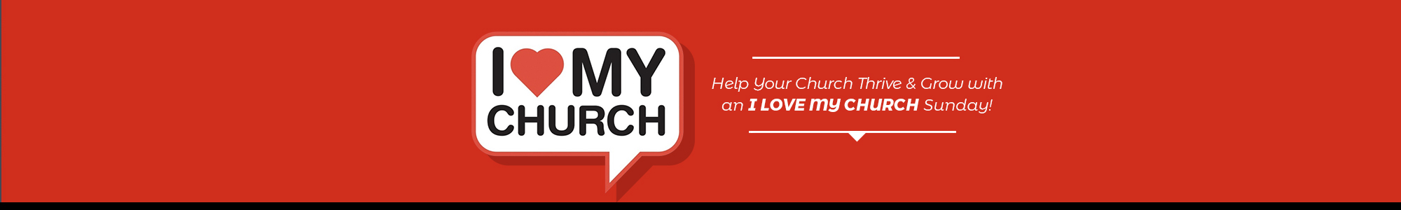 I Love My Church: 5-Week Church Sermon Series
