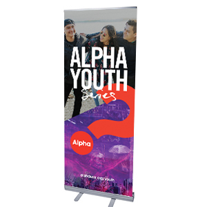Youth Indoor Banners