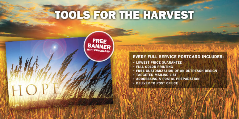 Tools For Harvest Outreach