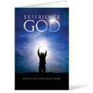 Experience God Reach Bulletin