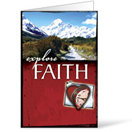 Explore Faith Bulletin