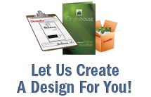 Let Us Create A Design For You!