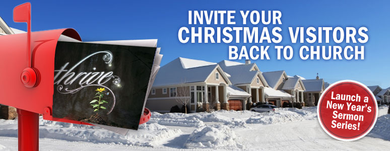 Invite Your Christmas Visitors Back