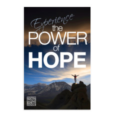 Power Of Hope Postcard