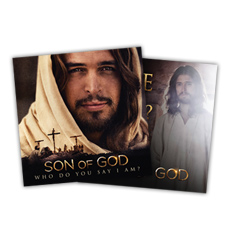 Son Of God Books
