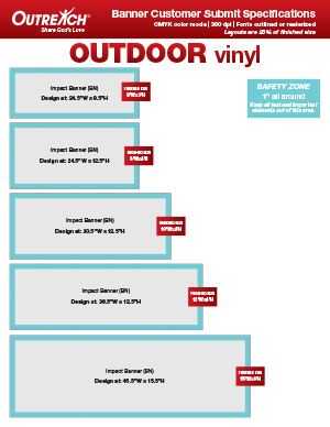 Vinyl Banner Sizes  Tokinohainfo - Vinyl banners sizes