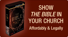 Show The Bible In Your Church