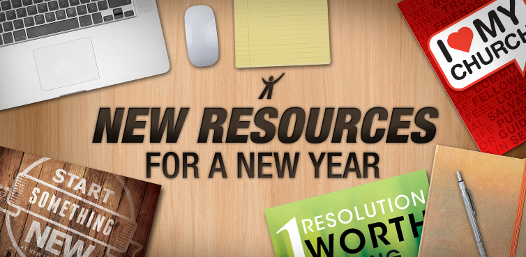 Infinite Possibilities - New Years Church Resources