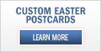Custom Easter Postcards Tools