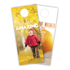 Fall Church DoorHangers
