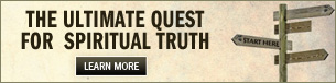 The Ultimate Quest For Spiritual Truth