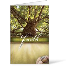 Beautiful Words Faith Bulletin