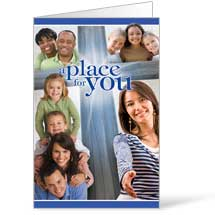 Blue Place for You Bulletin