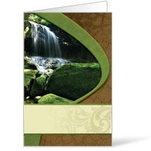 Sunrise Waterfall Bulletin