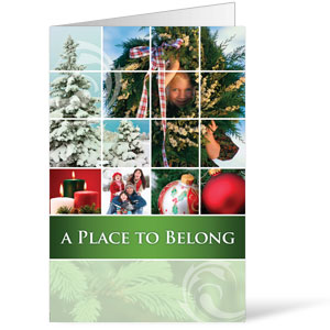Belong Wreath Bulletins