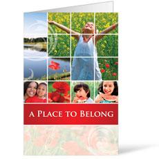Belong Praise Bulletin