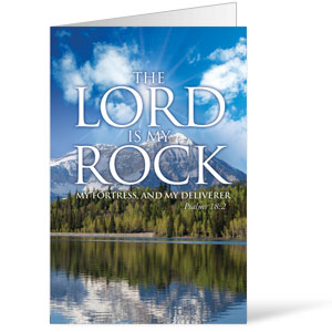 Lord My Rock Bulletins