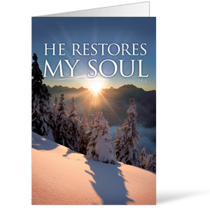 Restores My Soul Bulletins
