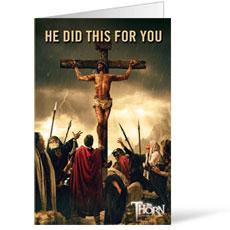 The Thorn Cross Bulletin