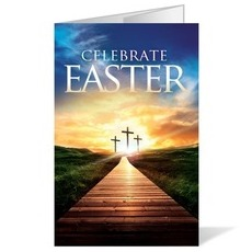 Easter Crosses Path Bulletin