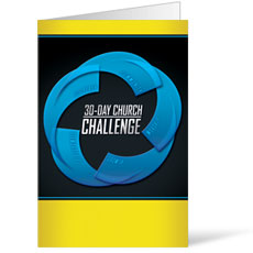 30-Day Church Challenge Bulletin