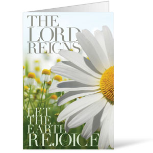 The Lord Reigns Bulletins