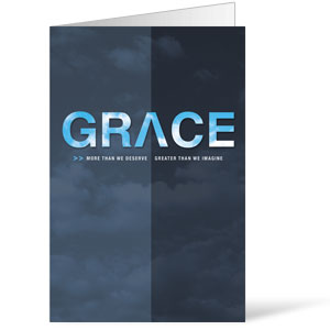 Grace: Max Lucado Bulletins