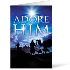 Adore Him Bulletin