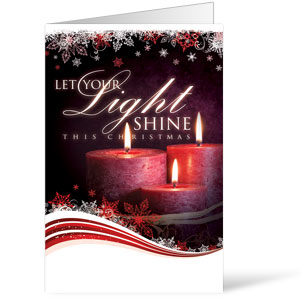 Light Shine Christmas Bulletins