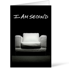 I Am Second Bulletin