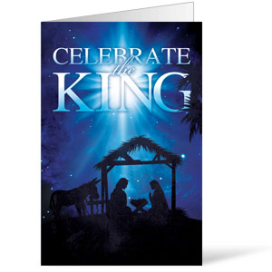 Celebrate the King - 8.5 x 14 Bulletins