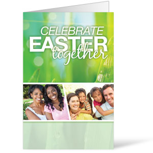 Easter Together 8.5 x 14 Bulletins