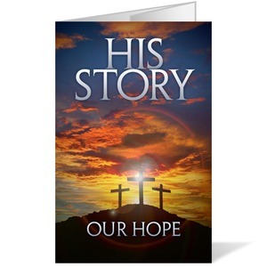 His Story Our Hope 8.5 x 14 Bulletins