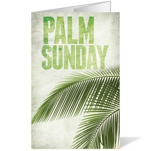 Palm Fronds 8.5 x 14 Bulletins