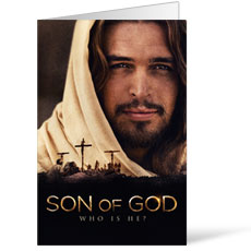 Son of God Who is He? Bulletin