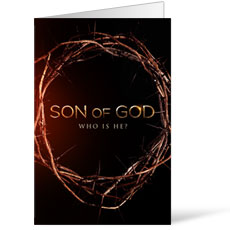 Son of God Crown Bulletin