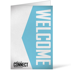 Place to Connect Welcome 8.5 x 14 Bulletins
