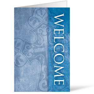 Cross Welcome Bulletins