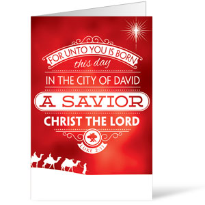 Luke 2 Christmas Bulletins