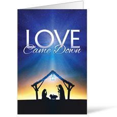 Love Came Down Bulletin