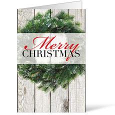 Christmas Wreath Bulletin