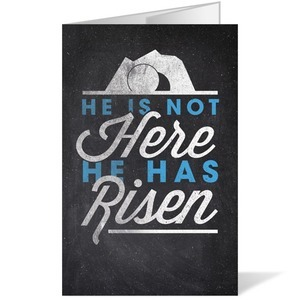 Easter Risen Bulletins