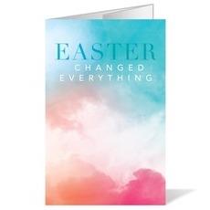 Easter Color Bulletin