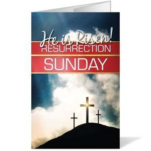 Risen Resurrection Bulletins
