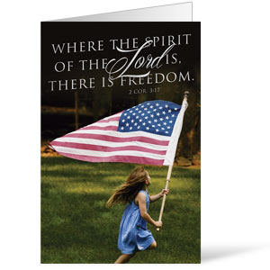 Freedom Flag Bulletins